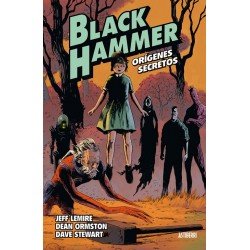 BLACK HAMMER VOL. 01: ORIGENES SECRETOS