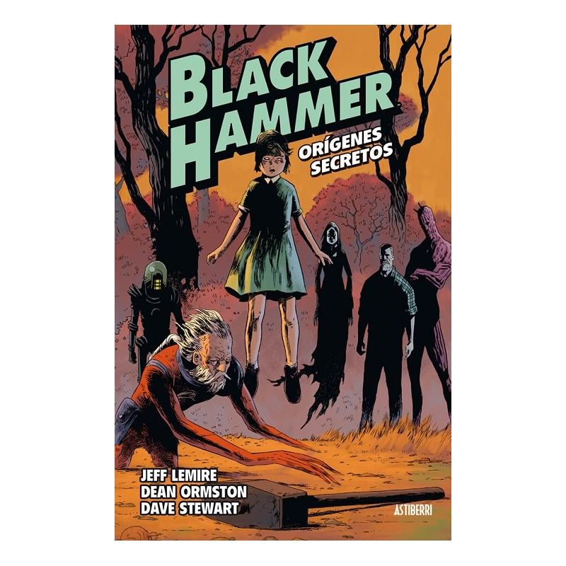 BLACK HAMMER VOL. 01: ORIGENES SECRETOS