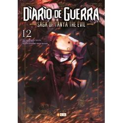 DIARIO DE GUERRA - SAGA OF TANYA THE EVIL Nº 12