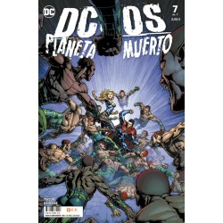 DCSOS: PLANETA MUERTO Nº 07 (DE 07)