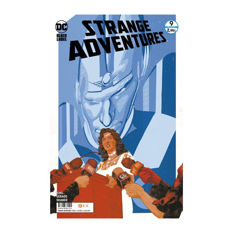 STRANGE ADVENTURES Nº 09 (DE 12)