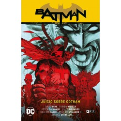 BATMAN: JUICIO SOBRE GOTHAM (BATMAN SAGA -...