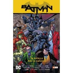 BATMAN: LA BATALLA POR LA CAPUCHA VOL. 02 (DE 2)