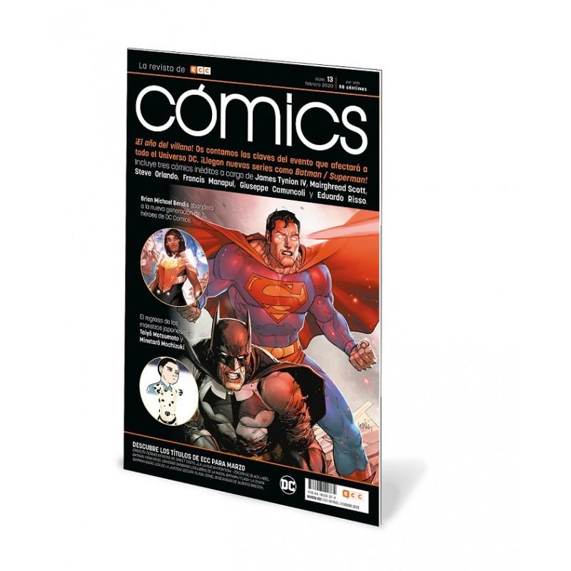 REVISTA ECC COMICS Nº 13