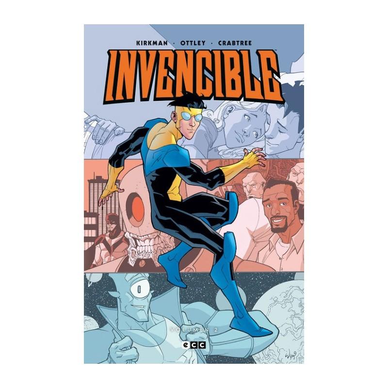 INVENCIBLE VOL. 02 (DE 12)