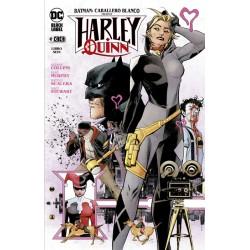 BATMAN: CABALLERO BLANCO PRESENTA - HARLEY...
