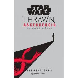 STAR WARS THRAWN ASCENDENCIA VOL. 01 EL CAOS...