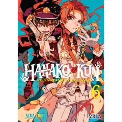 HANAKO-KUN EL FANTASMA DEL LAVABO Nº 06