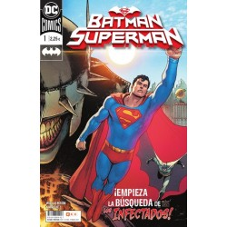 BATMAN / SUPERMAN Nº 01