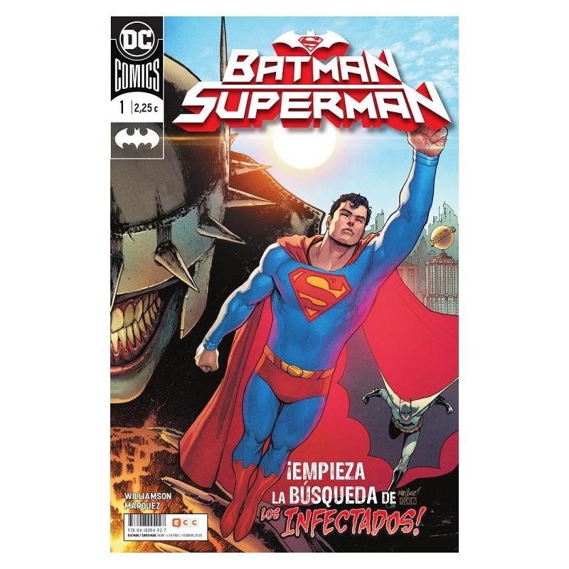 BATMAN / SUPERMAN Nº 01