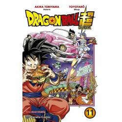 DRAGON BALL SUPER Nº 11 LA GRAN EVASIÓN
