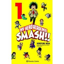 MY HERO ACADEMIA SMASH Nº 01