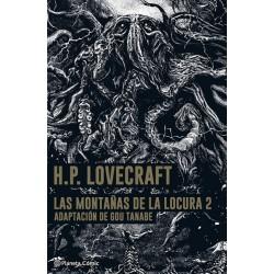 LAS MONTAÑAS DE LA LOCURA DE H.P. LOVECRAFT Nº...