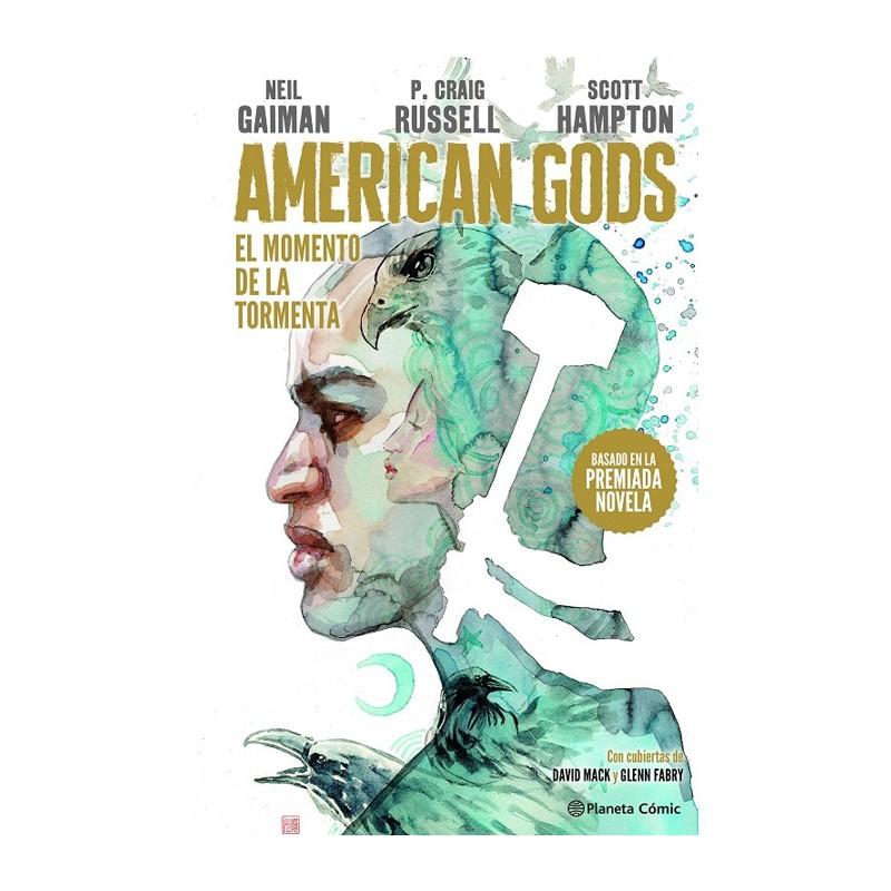 AMERICAN GODS: SOMBRAS VOL. 03 (DE 03)