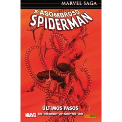 ASOMBROSO SPIDERMAN 23: ULTIMOS PASOS - MARVEL SAGA VOL. 51
