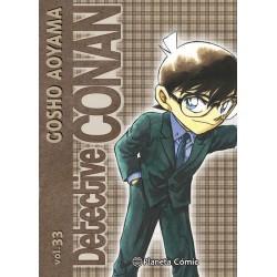 DETECTIVE CONAN Nº 33 (NUEVA EDICION)