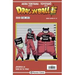 DRAGON BALL SUPER SERIE ROJA Nº 268