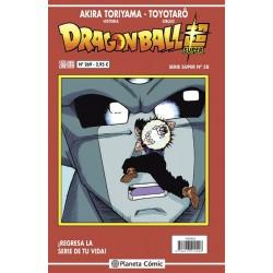 DRAGON BALL SUPER SERIE ROJA Nº 269