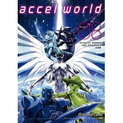 ACCEL WORLD Nº 08 (DE 8)