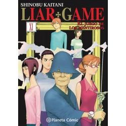 LIAR GAME Nº 11 (DE 19)
