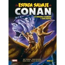 LA ESPADA SALVAJE DE CONAN VOL. 09 BIBLIOTECA...