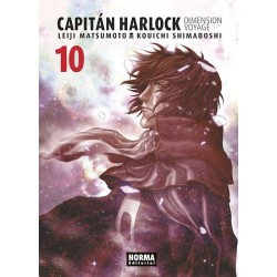 CAPITÁN HARLOCK DIMENSION VOYAGE Nº 10