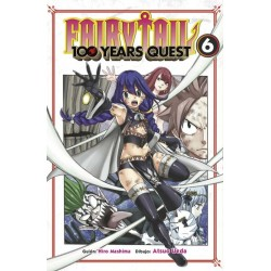 FAIRY TAIL 100 YEARS QUEST Nº 06