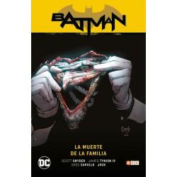 BATMAN: LA MUERTE DE LA FAMILIA (NUEVO UNIVERSO...
