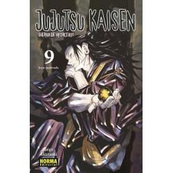 JUJUTSU KAISEN Nº 09