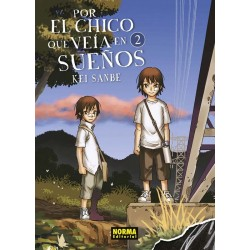 POR EL CHICO QUE VEÍA EN SUEÑOS VOL. 02