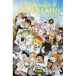 THE PROMISED NEVERLAND Nº 20