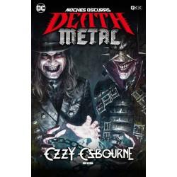 NOCHES OSCURAS: DEATH METAL Nº 07 (DE 7) OZZY...