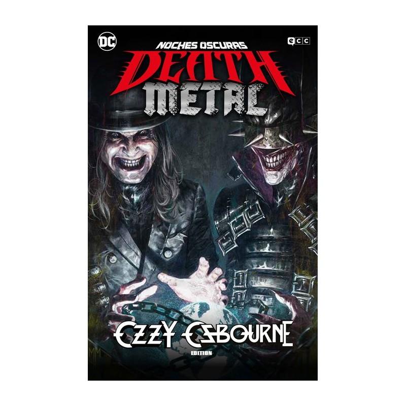 NOCHES OSCURAS: DEATH METAL Nº 07 (DE 7) OZZY OSBOURNE BAND EDITION (RÚSTICA)
