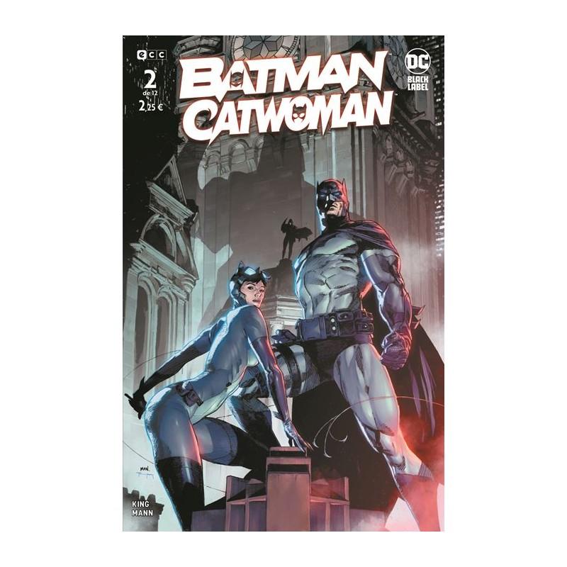 BATMAN / CATWOMAN Nº 02 (DE 12)