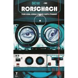 RORSCHACH Nº 07 (DE 12)