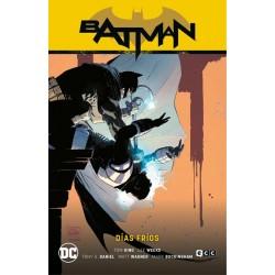 BATMAN VOL. 11: DÍAS FRÍOS (BATMAN SAGA -...
