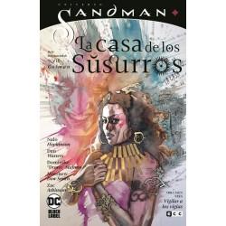 UNIVERSO SANDMAN - LA CASA DE LOS SUSURROS VOL....