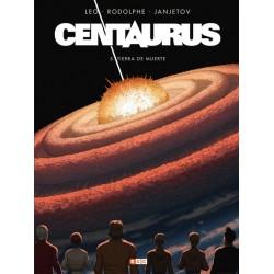 CENTAURUS Nº 05: TIERRA DE MUERTE