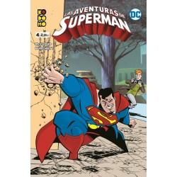 LAS AVENTURAS DE SUPERMAN Nº 04