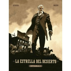 LA ESTRELLA DEL DESIERTO INTEGRAL VOL. 01