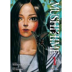 MUSHIHIME Nº 01