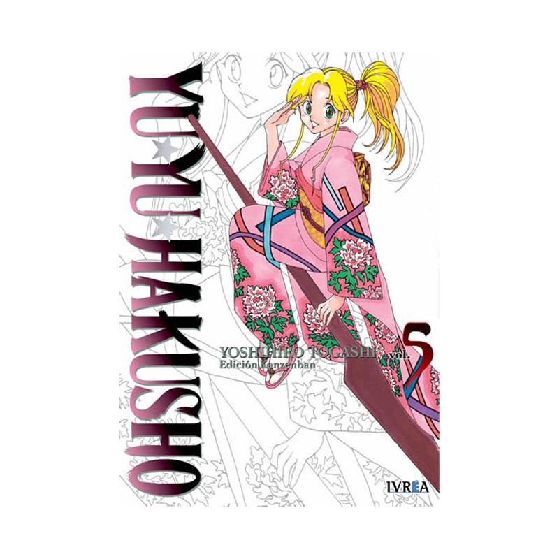 YU YU HAKUSHO Nº 05 (EDICIÓN KANZENBAN)