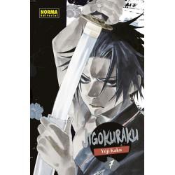JIGOKURAKU Nº 07