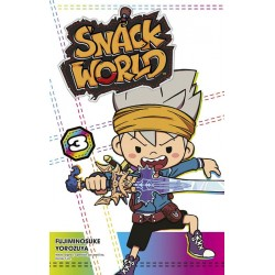 SNACK WORLD Nº 03