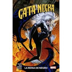 GATA NEGRA Nº 03 LA REINA DE NEGRO