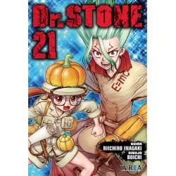 DR. STONE Nº 21