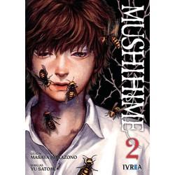 MUSHIHIME Nº 02