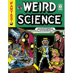 WEIRD SCIENCE VOL. 01 THE EC ARCHIVES