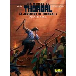 LA JUVENTUD DE THORGAL VOL. 07 DIENTE AZUL