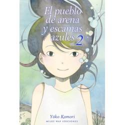 EL PUEBLO DE ARENA Y ESCAMAS AZULES VOL. 02